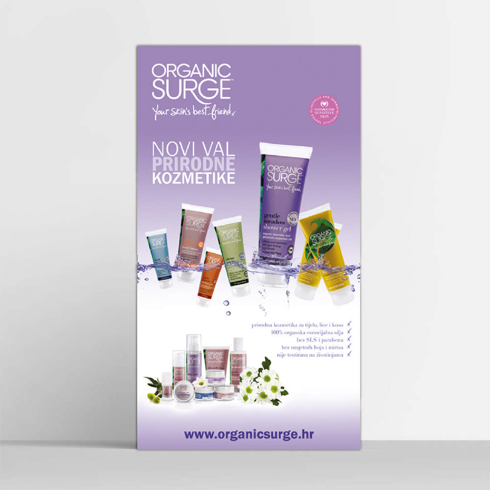 DIVA Design - Organic Surge visual
