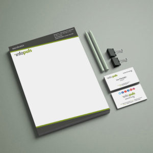 DIVA Design - Info Puls javna nabava, branding