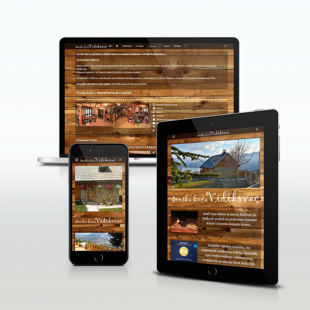 izrada web stranica cijena, web stranica izrada, ponuda za izradu web stranice, povoljna izrada web stranica, apartmani ramsko jezero