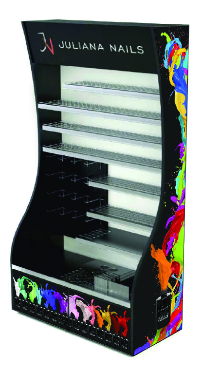 DIVA Design - Product design POS display stalak