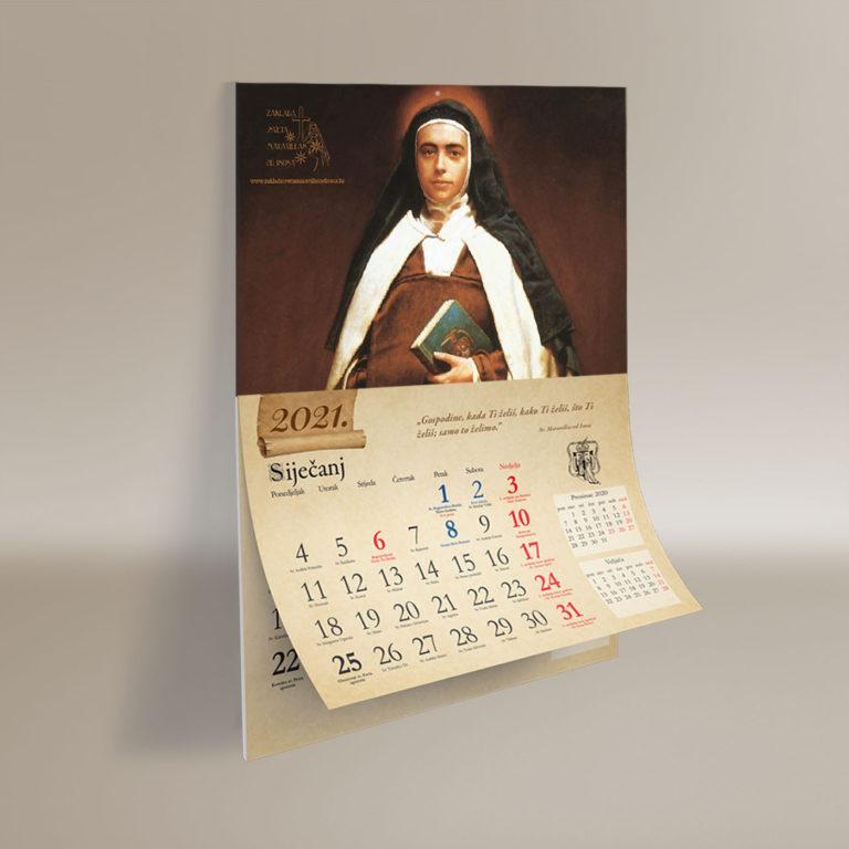 DIVA Design - Kalendar Sveta Maravillas