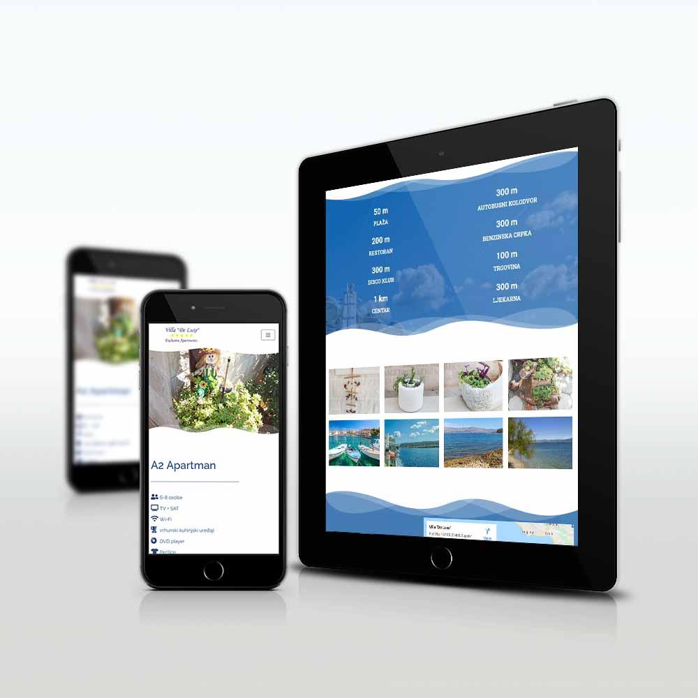 izrada web stranica cijena, web stranica izrada, ponuda za izradu web stranice, povoljna izrada web stranica, izrada web stranice za apartmane